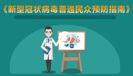 【抗击疫情微视频】冠状病毒预防指南